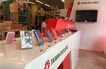 Ra mắt Không gian bán và giới thiệu sản phẩm Taiwan Excellence