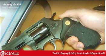 Súng đạn, thuốc nổ rao bán vô tư trên Facebook