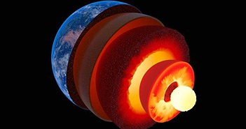 Càng đi sâu vào trong lõi Trái Đất, nhiệt độ càng cao: Tại sao vậy?