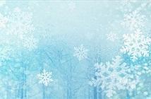 Tại sao bông tuyết có màu trắng?