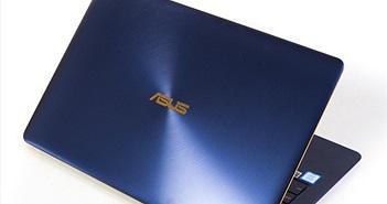 Asus ZenBook 3 Deluxe - laptop 14inch siêu mỏng, mạnh và...nóng