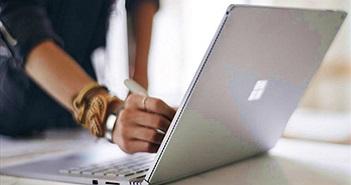 Surface Book mới phát hành vào năm sau