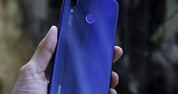 Smartphone 'tai thỏ' Huawei Nova 3e: Kiểu dáng đẹp, hiệu năng tốt