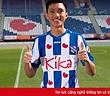 Các trận đấu có Văn Hậu thi đấu tại Hà Lan sẽ được phát sóng trên kênh Bóng đá TV và HTV