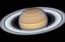 Ngoạn mục sao Thổ và vòng nhẫn khoe sắc dưới Kính Hubble