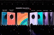 Huawei ra mắt Mate 30 series: tái định nghĩa điện thoại thông minh