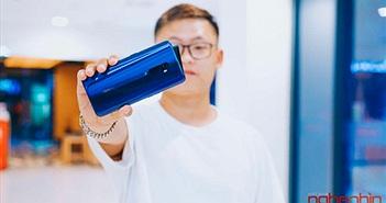 Trên tay Oppo Reno 2 'xách tay' đầu tiên về Việt Nam: 4 camera, zoom 20x, VOOC 3.0, giá 9 triệu
