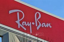Facebook bắt tay Ray-Ban phát triển kính thực tế ảo