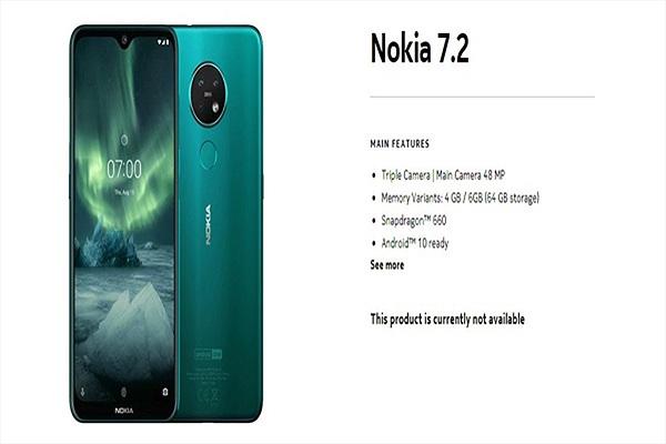 Nokia 7.3: smartphone tầm trung ra mắt ngày 22/9, giá hấp dẫn