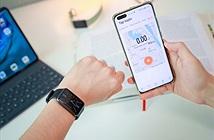 Trên tay Watch Fit đồng hồ thông minh thể thao đầu tiên của Huawei giá 3,3 triệu