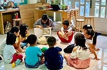 Lớp học Trên Cây: Nơi trẻ em trò chuyện về triết học