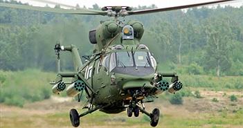 Tận mắt trực thăng W-3 lỡ hẹn với Việt Nam trổ tài