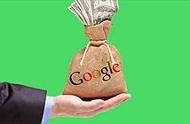 Lợi nhuận quí 3 của Google tăng, nhưng doanh thu quảng cáo giảm