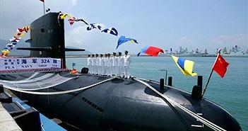 Sự thật về công nghệ tàu ngầm Trung Quốc