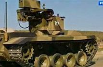 Nga sắp thử nghiệm robot chiến trường Nerekhta