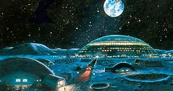 Nga - châu Âu tính bắt tay đưa người lên Mặt Trăng định cư