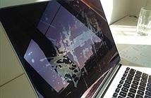 Apple thay miễn phí màn hình Macbook bị bong lớp chống loá