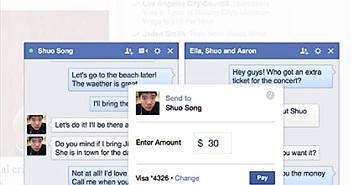 Gửi ảnh động và tài liệu nhanh trên Facebook