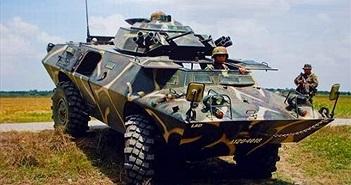 Quân đội Philippines lại nói không với xe tăng chiến đấu chủ lực