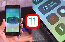 Hướng dẫn quay phim màn hình iPhone, iPad trên iOS 11