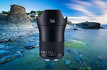 Zeiss giới thiệu ống kính lấy nét tay Milvus 25mm F1.4