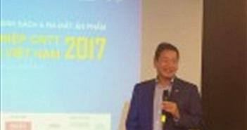 """Công bố  """"50 Doanh nghiệp CNTT hàng đầu Việt Nam 2017"""""""
