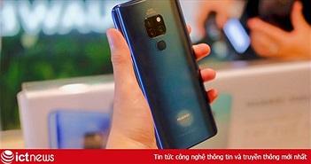Huawei Mate 20 và Mate 20 Pro đã cho đặt trước, sẽ ra mắt Việt Nam tuần sau