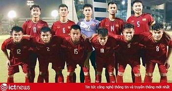 Xem bóng đá trực tiếp hôm nay: U19 Việt Nam vs U19 Jordan trên mạng