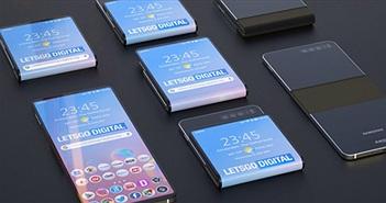 """Galaxy Fold 2 sẽ """"bung lụa"""" vào tháng 4 năm sau"""