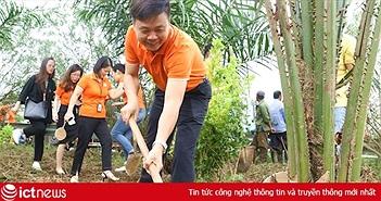 Chinh phục 20 vòng trái đất và trồng 20.000 cây xanh cho Hà Nội, người FPT Software muốn truyền thông điệp bảo vệ môi trường