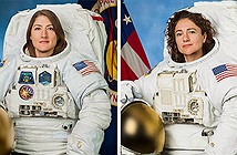 Hội chị em lần đầu làm nhiệm vụ trên vũ trụ, không có đàn ông