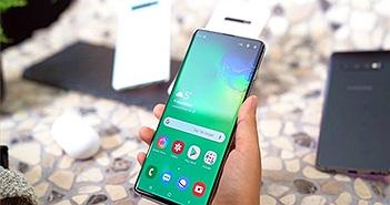 Samsung sẽ ra mắt smartphone với camera dưới màn hình vào 2020