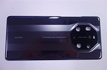 Huawei Mate 40 RS Porsche Design lộ ảnh thực tế siêu chất cảm biến đo nhiệt độ, giá 2.348 USD