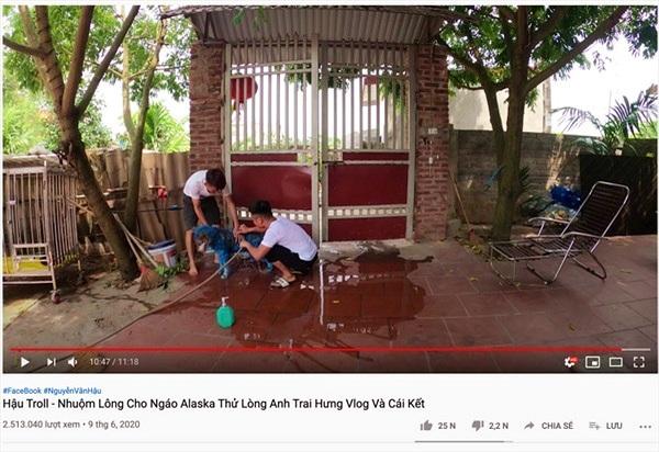 Sau Hưng Vlog, nhiều YouTuber vội vàng xóa video nhảm nhí, xấu độc