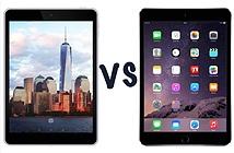 Nokia N1 quá giống iPad mini 3: nên mua tablet nào?