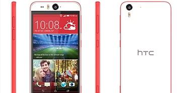 """Smartphone """"tự sướng"""" HTC Desire EYE có giá 12,5 triệu tại Việt Nam"""