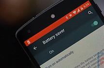 Kích hoạt tính năng tiết kiệm pin trên Android 5.0