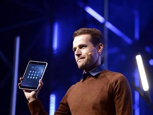 Nokia nhượng quyền kinh doanh máy tính bảng N1 cho Foxconn