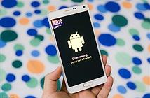 Cách up ROM Note 5 cho Note 4: gần đủ chức năng S-Pen mới, độ phân giải hiển thị hợp lý hơn nhiều