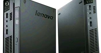 Lenovo trình diễn loạt máy tính dòng Think