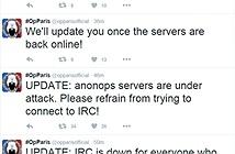 Tài khoản Anonymous nói bị hacker Việt tấn công là giả mạo?