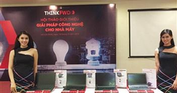 Lenovo ra mắt loạt sản phẩm dành cho doanh nghiệp