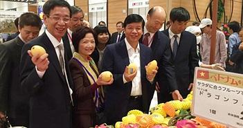 Đại sứ Nguyễn Quốc Cường: 'Tiếp thị xoài bằng Facebook rất hiệu quả'
