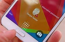 Samsung sẽ trang bị cảm biến vân tay cho smartphone tầm trung