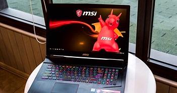 Mở hộp MSI GE73VR 7RF Raider : laptop chơi game 17 inch siêu mỏng nhẹ, hiệu năng cao