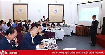 Bộ TT&TT sẽ trình Đề án chuyển đổi số quốc gia trong năm 2019