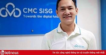Chuyên gia CMC SISG đạt chứng chỉ cao nhất cho đội ngũ quản lý CNTT