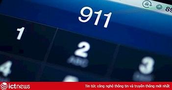 Công nghệ 911 mới nhận cuộc gọi cứu nạn thay tổng đài viên