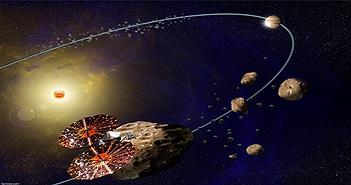 Tàu Lucy chuẩn bị khám phá Hệ Mặt trời