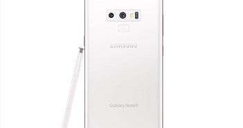Samsung Galaxy Note 9 phiên bản trắng ngọc ngà sắp ra mắt